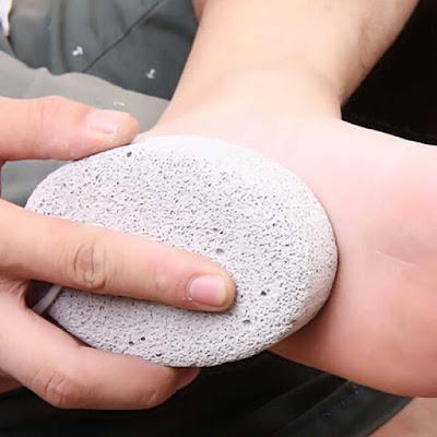 Cara memutihkan tangan dan kaki secara alami