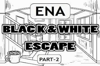 Juegos de escape Black and White Escape 2