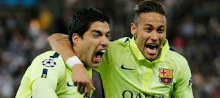 Paris SG 1 - 3 FC Barcelona