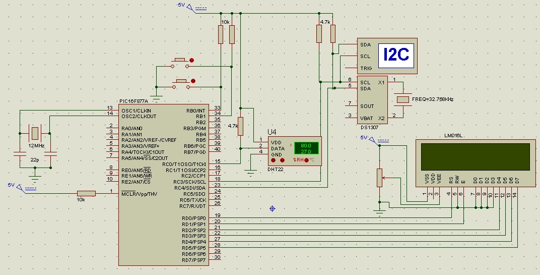 Humidity Sensor Using 8051 together with The Right Rtc Battery additionally LT4275 together with Temperature Controlled Switch likewise . on temperature controller schematic