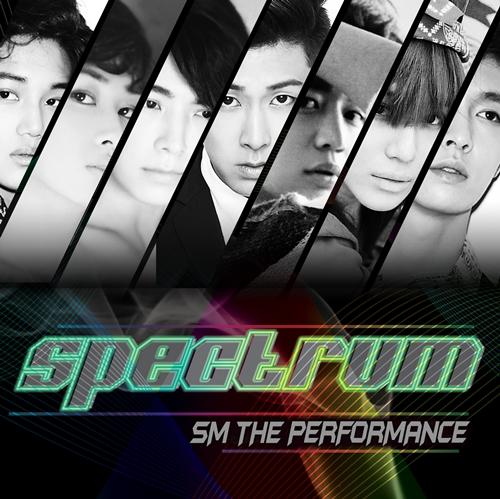 SM The Performance Yunho Donghae Eunhyuk Minho Taemin Kai Lay