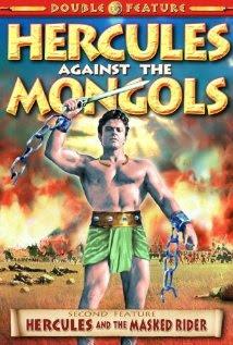 Hércules Contra Os Mongóis (1963)
