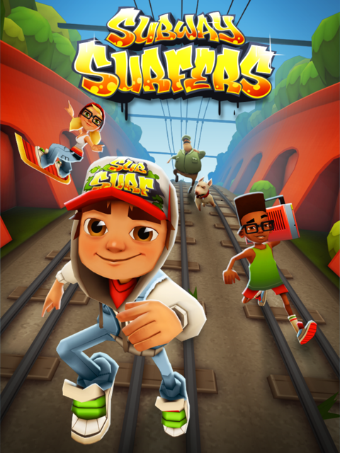 Subway Surfers Working