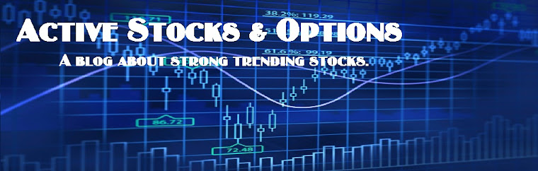 Active Stocks and Options