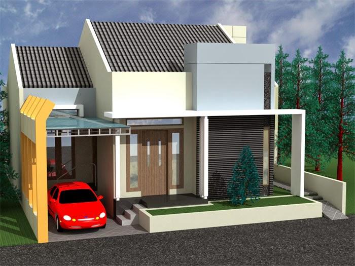 Beberapa Desain Rumah Minimalis Modern