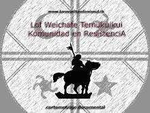 Lof Weichafe Temukuikui. Komunidad en ResistenciA (subtitulado)