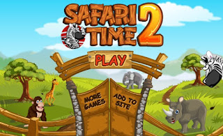 Safari Time 2 awesome and interesting Adventure Puzzle Games Online free play