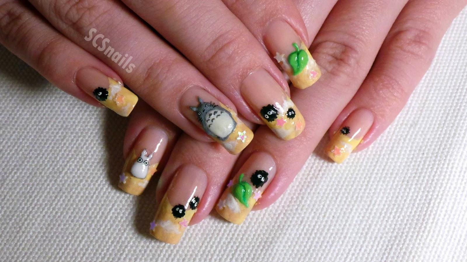 SCS nails