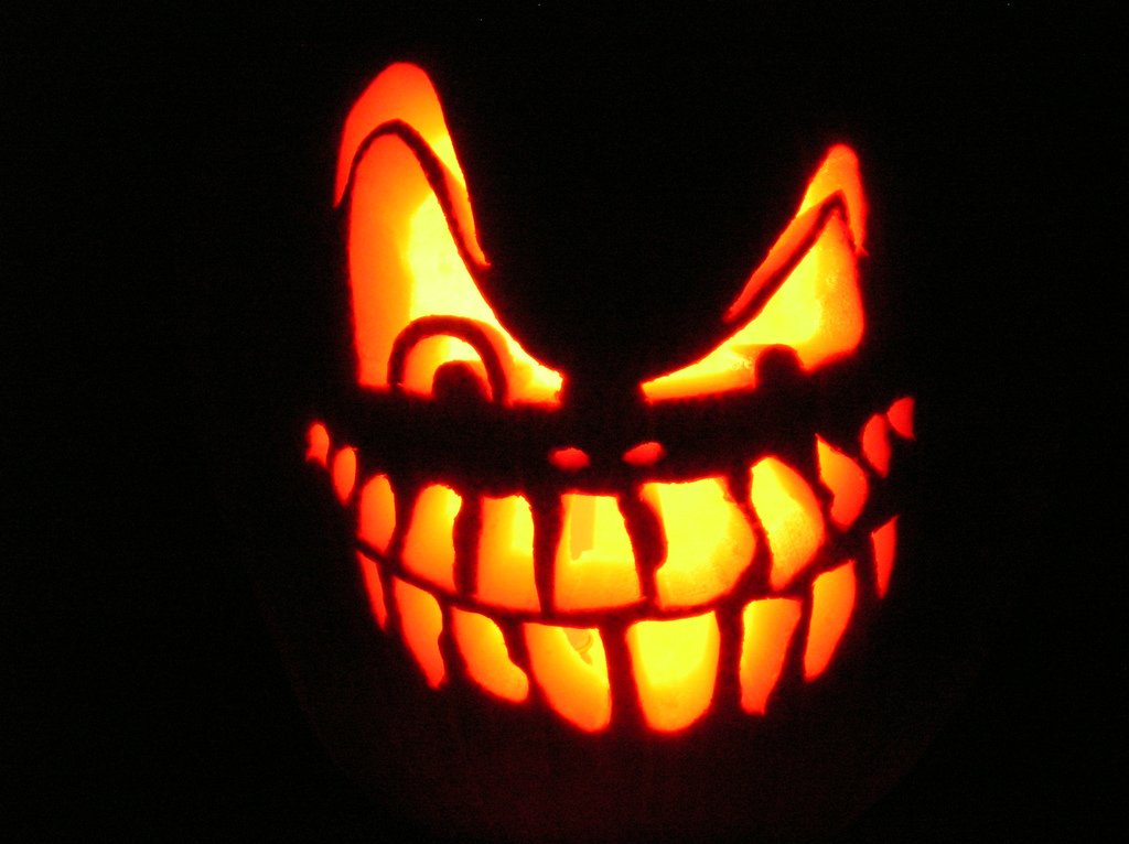 56Le Puits Et Le Pendule Edgar Poe Halloween citrouille1