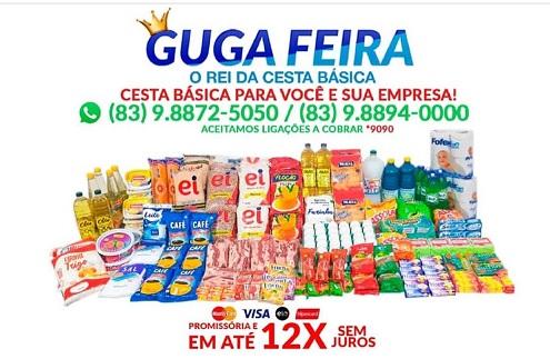 PUBLICIDADE - GUGA FEIRA