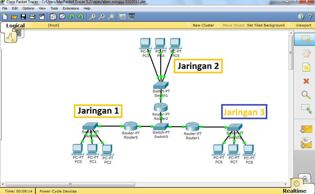 packet traceri essay How to configure a network on cisco packet tracer cisco packet tracer is a network simulation program that gives students the opportunity to experiment and learn the different behaviors of networks and ask what if questions.