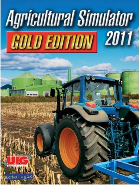 Capa Jogo Agricultural Simulator 2011 Gold Edition PC Serial Crack TiNYiSO