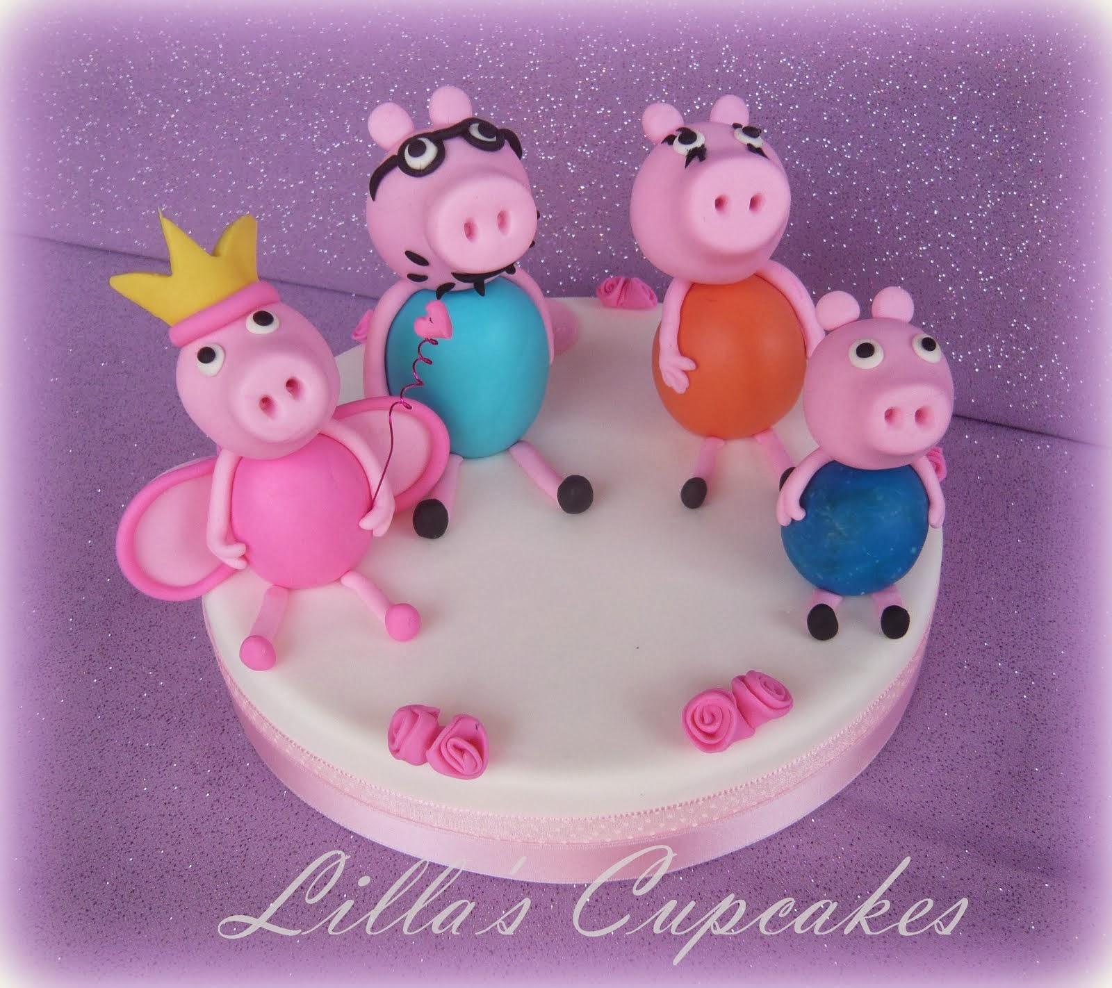 Pepa Pig Family