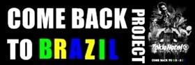 Projeto - COME BACK TO BRAZIL!