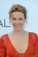 Kylie Minogue amfAR Cinema Against AIDS benefit 65th Cannes Film Festival