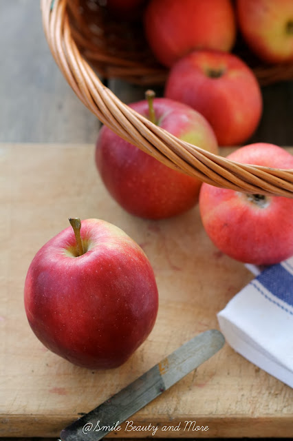 torta di mele e mandorle