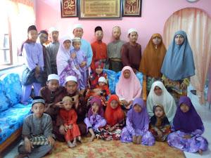 Keluarga Besarku Klang