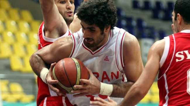 Iran is the FIBA Asia Cup 2012 Gold Champion