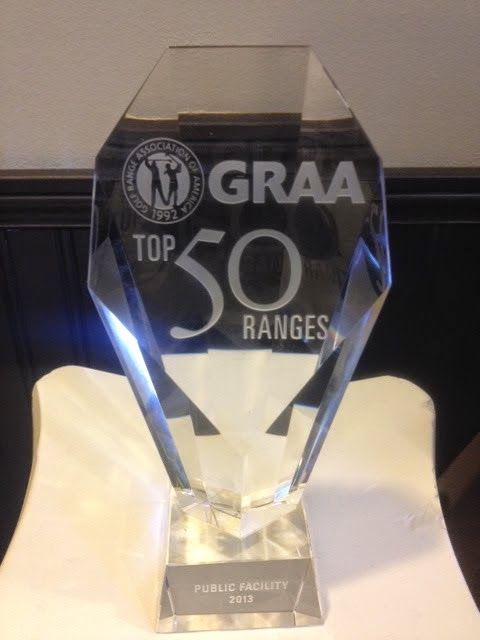 GRAA Top Fifty Ranges Award