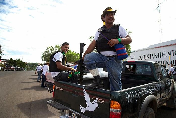 Michoacan Bajo Fuego.  Fotogaleria.  Las Victimas de Paracuaro 06_michoacan