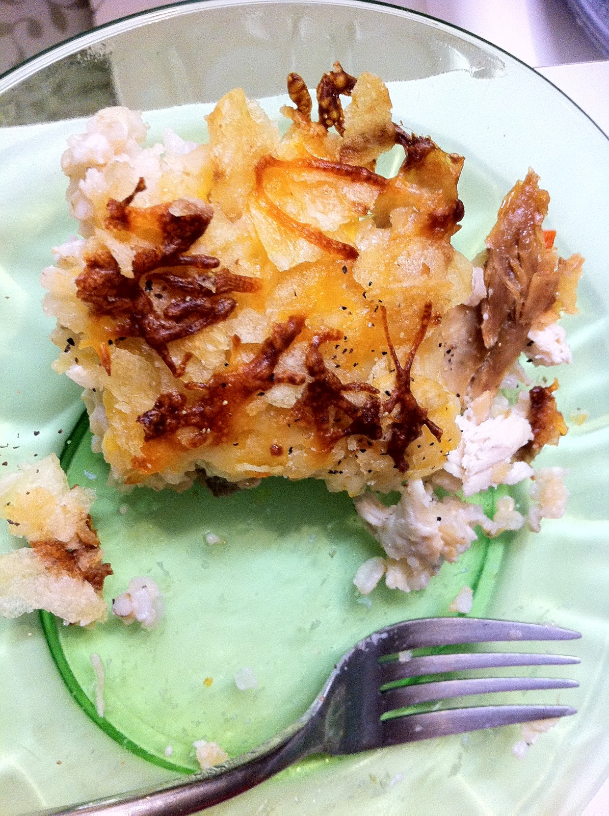 crunchy chicken casserole recipes yummly crunchy chicken casserole ...