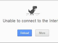 Arti Gambar Dinosaurus Pada Google Chrome