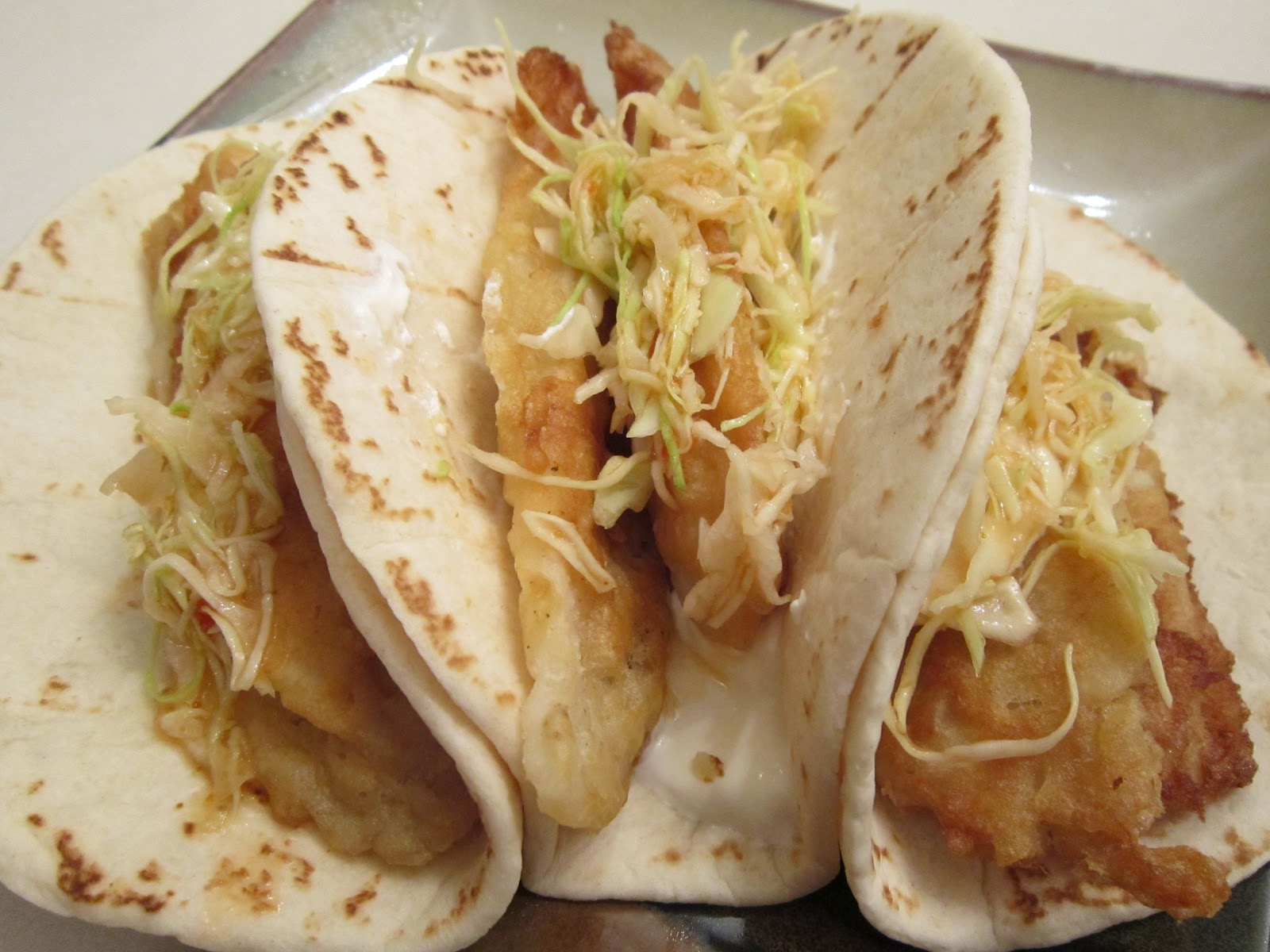 Sweet beginnings taco tuesday beer battered fish tacos for Fish taco batter