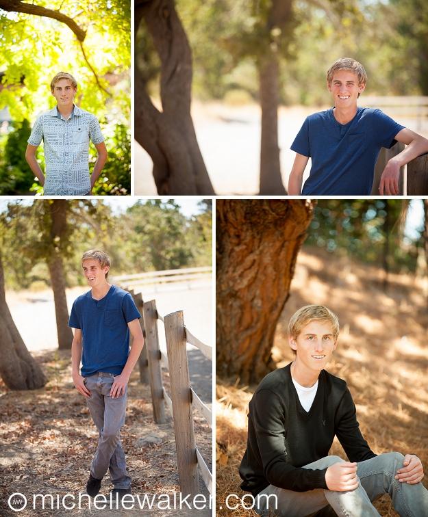 Michelle Walker Photography Senior Portraits
