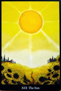 The Sun Anna K Tarot