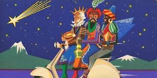 Reyes Magos, Imagenes, parte 4