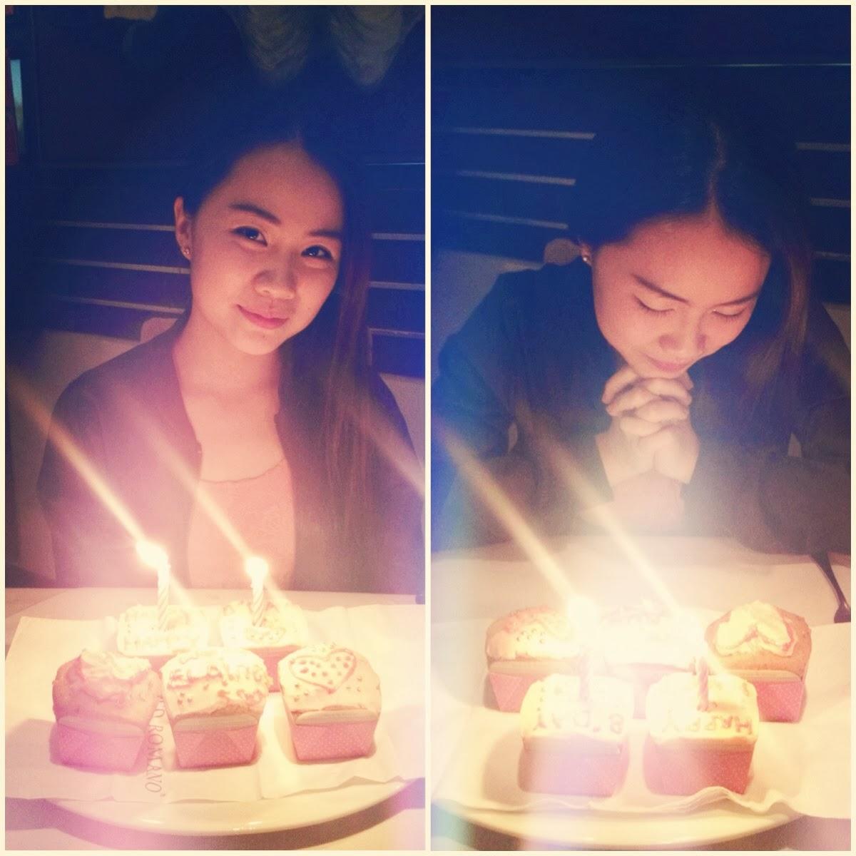 HAPPY BIRTHDAY ELAINE WONG :)  <3