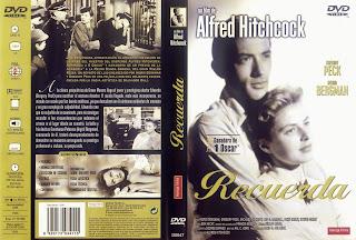 Carátula Dvd: Recuerda 1945 (Spellbound)