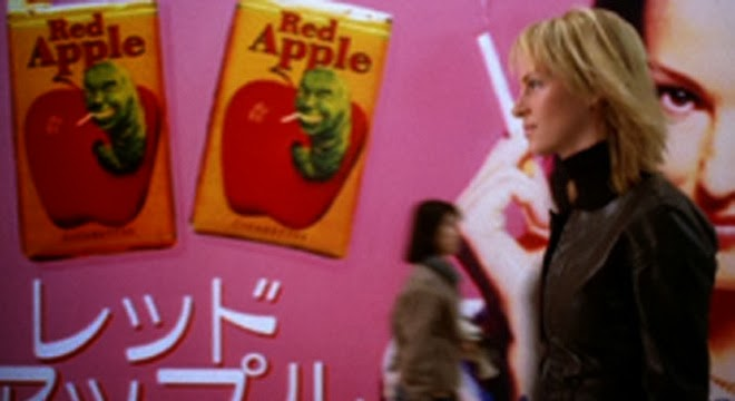 Red Apple - Tarantino