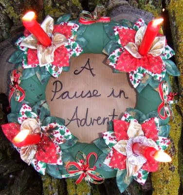 A Pause in Advent 2013
