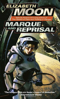 cover of 'Marque and Reprisal' by Elizabeth Moon