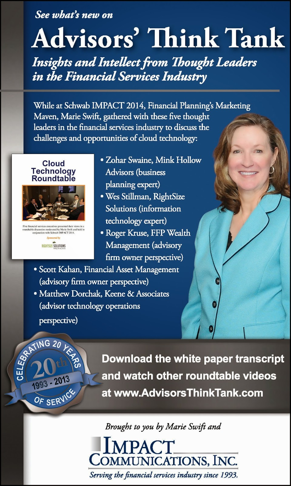 Click to access videos and white paper.