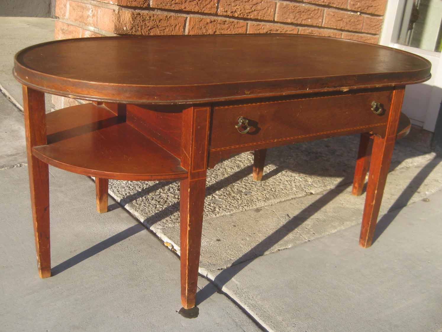 Uhuru furniture collectibles sold cute old coffee for Cute coffee tables