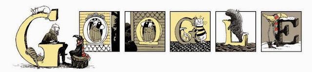 Doodle Edward Gorey, Tim Burton