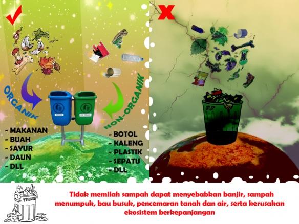 Bersih Lingkungan Ku Sehat Badan ku