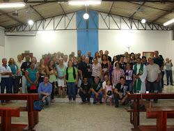 MISSA DIOCESANA PARÓQUIA SÃO VICENTE DE PAULO - SOLO AGRADO