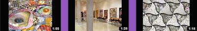 Vídeos del Rivismo. Obras Florence-Shanghai, Exposiciones y Mosaico Experiencial de Ramón Rivas