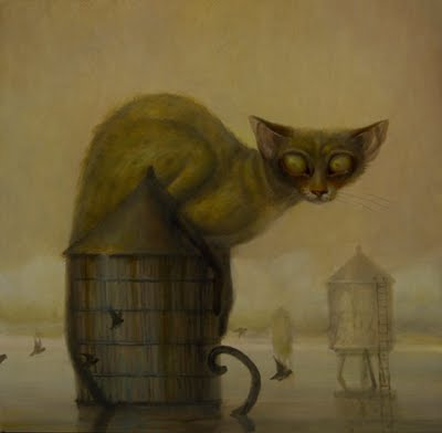 martin wittfooth hunter