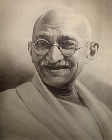 """Mahatma Ghandi... """"Bellísima Reflexión"""""""