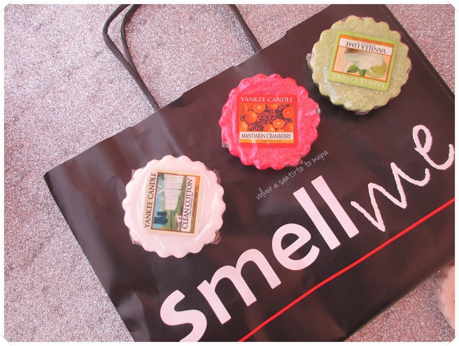 Yankee Candle {tarts}: Manual de uso y dónde comprarlas - Smell me Sant Cugat