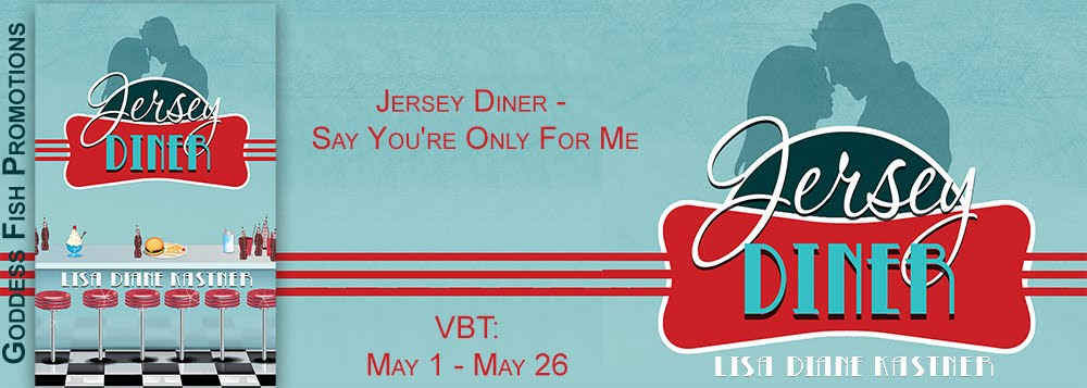 Jersey Diner by Lisa Diane Kastner