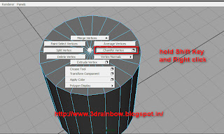 Realistic Glass Modeling - Maya Tutorial-03