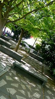 Ma Poussette Paris Au Parc De La Villette La Famille
