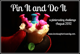 August Pin It and Do It Round Up!