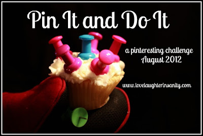 Pin It and Do It 2: Pinterest Challenge Link Up