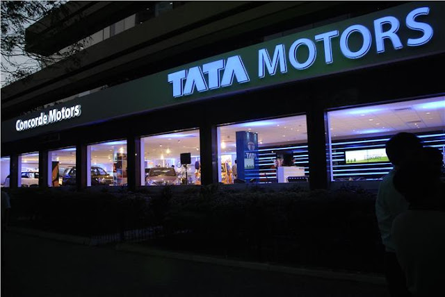 Tata Motors Inaugurates Flagship Showroom In Mumbai